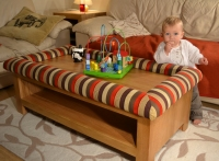 Child friendly coffee tables